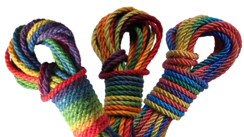 New! Check out our Rainbow Rope!